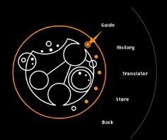 Gallifreyan translator. Doesn't work on my phone cause flash is required. Pinning to try when I get home.