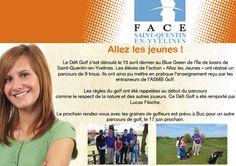 Allez les jeunes ! #défi #golf avec @faceSQY