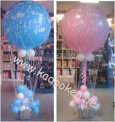 Luchtballon Geboorte, Geboorteballonnen, ballonnen geboorte, balloons, heliumballonnen, heliumballons, geboorte