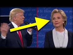WHOA! HILLARY THINKS CAMERA'S OFF… SENDS SHOCK MESSAGE TO TRUMP - YouTube