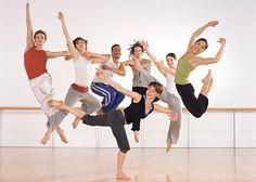 Лучшие фитнес-танцы