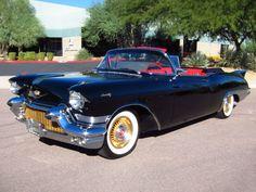 Cadillac Eldorado Biarritz Convertible 1957