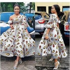 Creative Short Ankara Gowns Styles for Beautiful Ladies.Creative Short Ankara Gowns Styles for Beautiful Ladies African Print Dresses, African Fashion Dresses, African Dress, Ankara Fashion, African Attire, African Wear, African Women, Ankara Short Gown Styles, Ankara Gowns