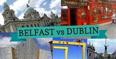 Visitar Belfast y Dublin # Más temprano esta semana hablamos sobre visitar Londres y Edimburgo. Cómo unir esas dos ciudades y qué visitar en cada una. La idea es hacer un recorrido por las principales ciudades del Reino Unido.    Hoy le ... »