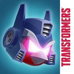 Angry Birds Transformers APK MOD V1358 Dinero Desbloqueado