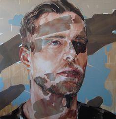 The genetically superior, an original artwork by Corné Eksteen
