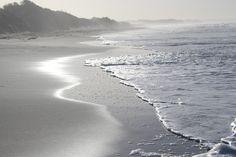 Strand, landskap, hav, kyst, vann, natur