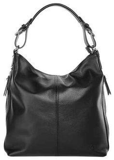 c5112b2abf Samantha Look Leder Damen Handtasche Tief