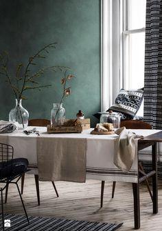 Jadalnia styl Skandynawski - zdjęcie od H&M Home - Jadalnia - Styl Skandynawski - H&M Home