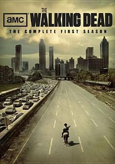 The Walking Dead The Complete First Season (DVD) : Waking up in an empty…