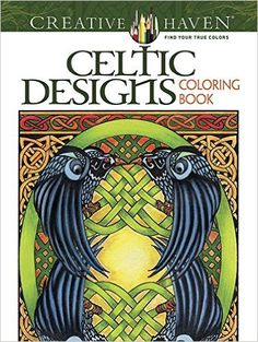 Amazon.com: Creative Haven Celtic Designs Coloring Book (Creative Haven Coloring Books) (9780486803104): Carol Schmidt: Books