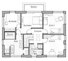 Future house Edition 425 WOHNIDEE-Haus - »Das Familienhaus« - Viebrockhaus