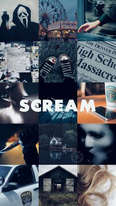 This series is very good because it's horror with a little romance Scream Cast, Scream Series, Mtv Scream, Scream Movie, Scream Queens, Series Net, Best Series, Tv Series, Scary Movies
