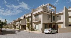 Pacifica The Meadows    is a high-end residential development by one of the prominent real estate builders of Ahmedabad, Pacifica Builders