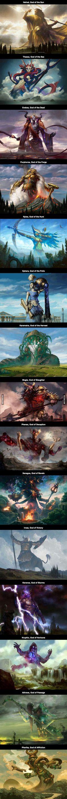 Epic Gods!