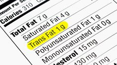 Nutrition facts label gets a makeover
