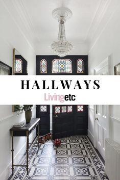 93 Best Hallways images in 2019 | Hallway decorating, Living ...
