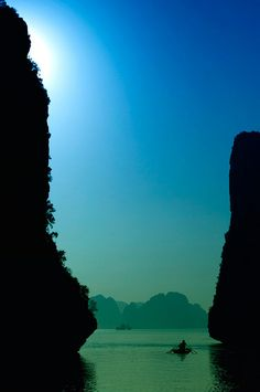 Ha Long Bay - possibly the most stunning place I've ever been to!