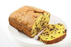 Plum Cake de Naranja y Pepitas de Chocolate