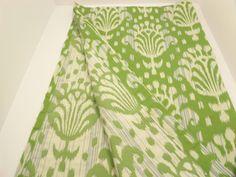 Thibaut Ikat Fabric 50 1.39 yards x 95  2.64 by Fabricsamples10