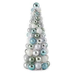 Snowy Day Ornament Cone Tree - JCPenney
