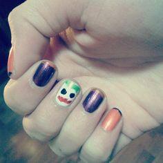 The Joker Nails