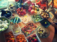 I started food prepping a few years ago and it changed my life. If you're trying to get started, check out these great tips from Maria Kang. #clean #prepday #resolutions