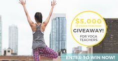 THE ULTIMATE BUSINESS BUNDLE GIVEAWAY FOR YOGA TEACHERS!
