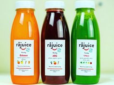 Freshly pressed, personalised juice delivered to workplace daily