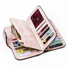 Analytical Leather Passport Cover Holder Travel Identification Case Wallet With Credit Card Holder For Russian,american,france Porte Carte Sufficient Supply Coin Purses & Holders Back To Search Resultsluggage & Bags