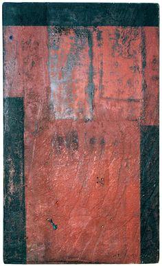 Untitled painting1996 Mixed media on paper/ panel 林孝彦 HAYASHI Takahiko 1996