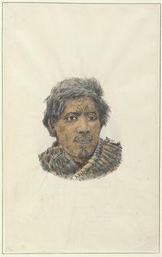 Digital Collections - Pictures - Robley, Horatio Gordon, Maoris, New Zealand, Polynesian People, Maori Art, New Zealand, Collections, Woman, Digital, Pictures, Photos, Women