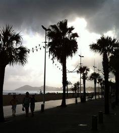 Benidorm, playa de Benidorm. #Benidorm #Vacaciones