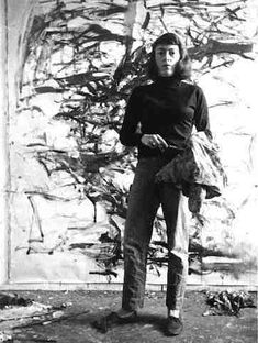 10 Female Abstract Expressionists You Should Know. Joan Mitchell