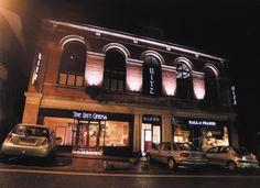 The Ritz Cinema, Belper (arch: Bill Chew Associates Ltd) Derbyshire, Arch, To Go, Cinema, Mansions, House Styles, Places, Home, Longbow