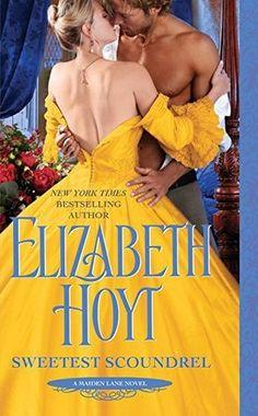 Sweetest Scoundrel (Maiden Lane, Book 9) by Elizabeth Hoyt - historical romance
