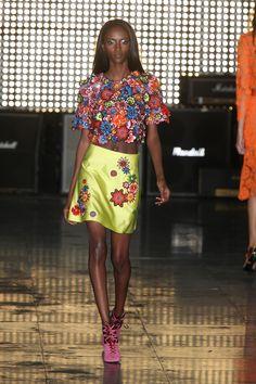 london fashion week 2014 house of holland - Google Search