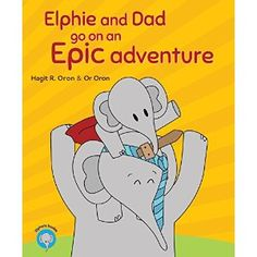 #Book Review of #ElphieandDadGoOnanEpicAdventure from #ReadersFavorite - https://readersfavorite.com/book-review/elphie-and-dad-go-on-an-epic-adventure  Reviewed by Rosie Malezer for Readers' Favorite  Elphie and Dad Go On an Epic Adventure by Hagit R. Oron and Or Oron details the story of Elphie the Elephant and his father, who offers to make Elphie an extra special chocolate milk, only to discover that there is no milk in the fridge. Initially, Elphie doesn't w...