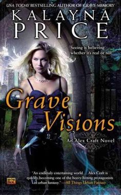 The USA Today bestselling author of Grave Memory and Grave Dance returns with her bewitching heroine Alex Craft in a new novel of twisting urban fantasy where the secrets of the dead can wreak havoc o