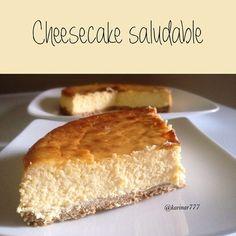 CheseeCake Saludable