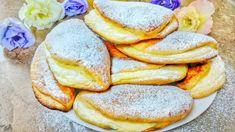 "Coptura care a înnebunit lumea, desert tradiţional rusesc ""Sociniki"" Cookie Recipes, Dessert Recipes, Pastry And Bakery, Ice Cream Recipes, Mini Cakes, I Foods, Baked Goods, Deserts, Feta"