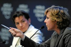 Connie Hedegaard - World Economic Forum Annual Meeting 2011 by World Economic Forum, via Flickr