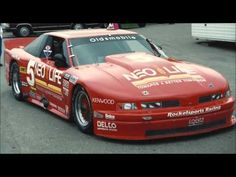 IMSA & SCCA race cars at Mosport - Canadian Tire Motorsports Park