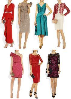 La madre de la novia: Ideas para encontrar el vestido más indicado