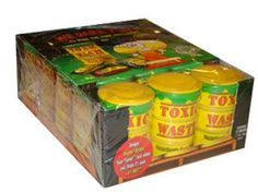 $16.99 for 12 Toxic Waste Candy super sours  http://www.thecandylandstore.com/wholesale-bulk-candy/toxic-waste.html