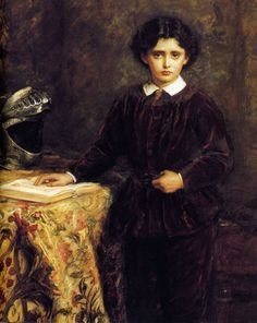 Sir John Everett Millais (1829- 1896). Inglés.