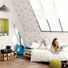 Collection GIRLS ONLY  #wallpaper #papierpeint #kids #decoration #enfant