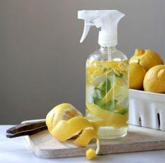 Citron  Remèdes naturels pour lutter contre les pellicules sèches et grasses