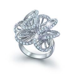 Latest Style Diamond Rings | Unique Diamond Rings Designs | PK Vogue