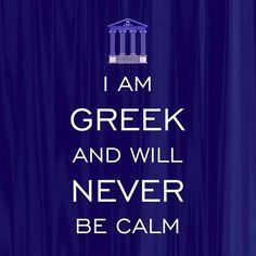 Greekness:)